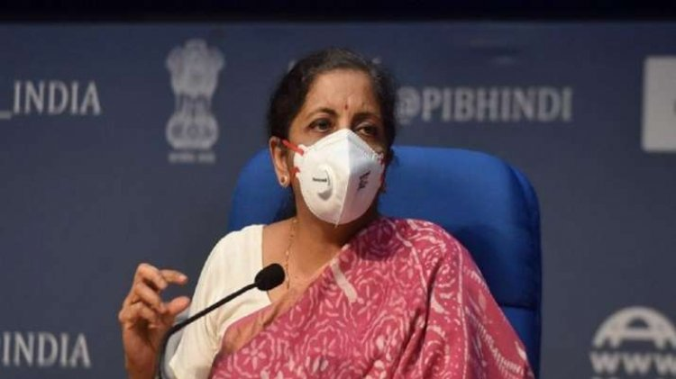 Nirmala Sitharaman: India Requires Four SBI-Sized Banks To Meet Its Needs