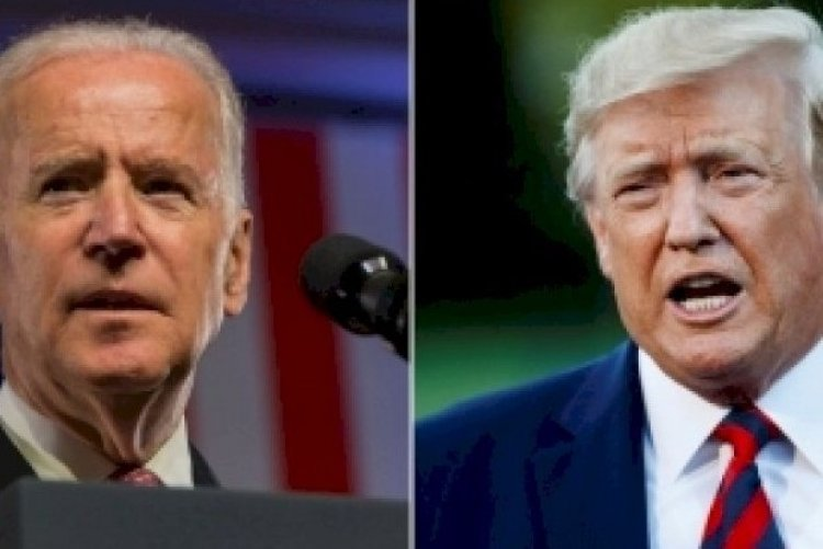 Trump's Request To Withhold Documents Related To The US Capitol Riots Is Rejected By Joe Biden