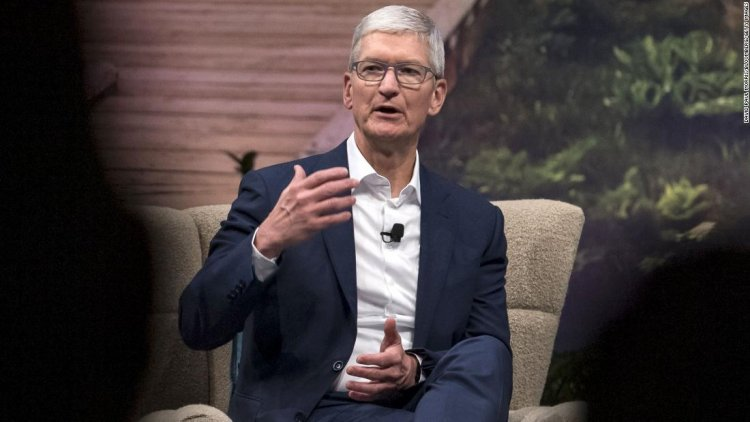 Tim Cook, Apple's CEO, Issued Warning To Employees Who 'Leak Confidential Information'