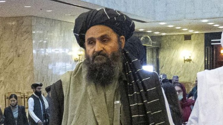Mullah Baradar Of The Taliban Is One Of Time's 100 Most Influential People For 2021