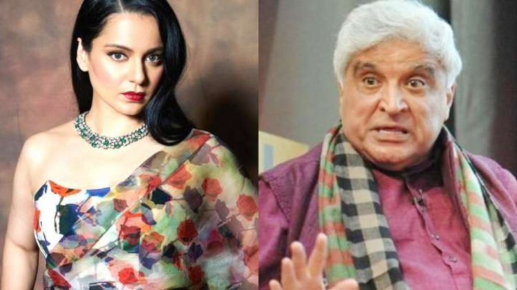 In A Defamation Case, Kangana Ranaut And Javed Akhtar Meet In Court