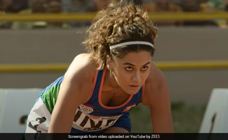 Rashmi Rocket Trailer: Taapsee Pannu Sprints Her Way To Justice