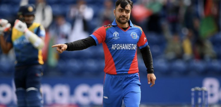 Rashid Khan Names His Top Five T20 Cricket Players, And Two Indians Make The Cut
